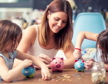 Kids Klub Savings Accounts